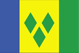 Saint Vincent and the Grenadines flaga