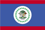 Belize flaga